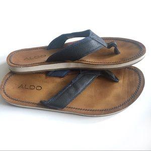 Men's Aldo Flip Flops